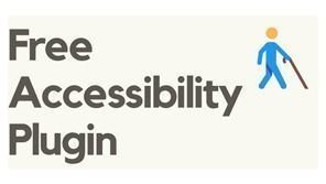 Free Accessibility Plugin