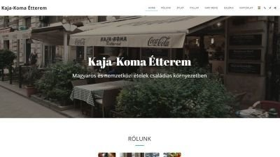 Kaja-Koma Étterem
