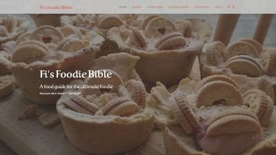 Fi's Foodie Bible