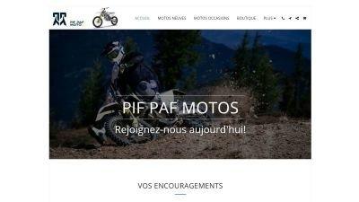 PIF PAF MOTOS