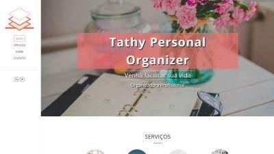 Tathy Personal Organizer