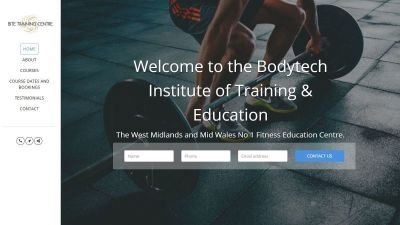 The Bodytech Institute of Training and Education