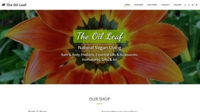 The Oil Leaf