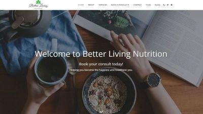 Better Living Nutrition