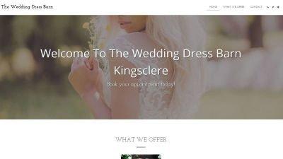 Wedding Dress Barn