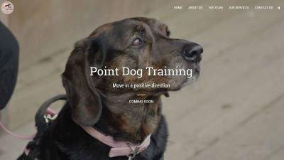 Point Dog Training