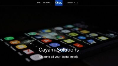 Cayam Solutions