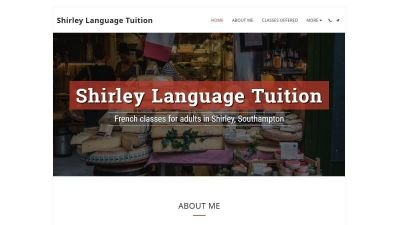 Shirley Language Tuition