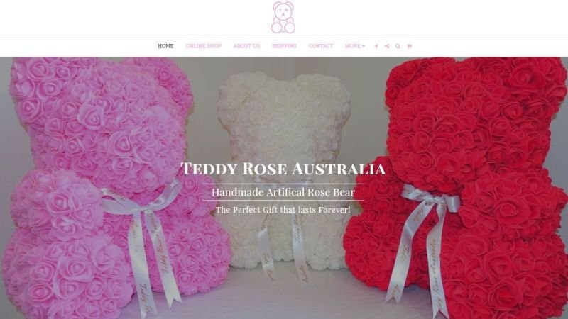 Teddy Rose Australia