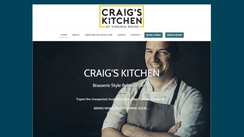 CRAIG'S KITCHEN