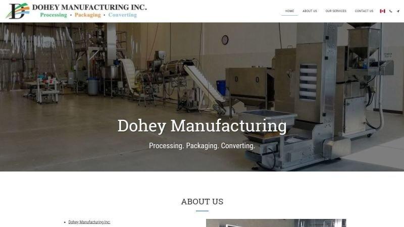 Dohey Manufacturin