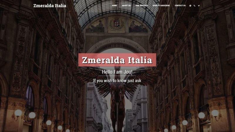 Zmeralda Italia