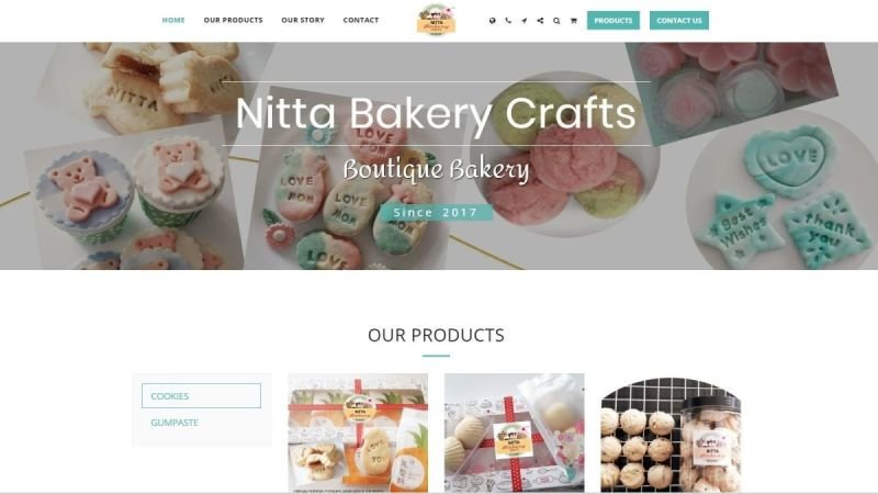 Nitta Bakery Crafts
