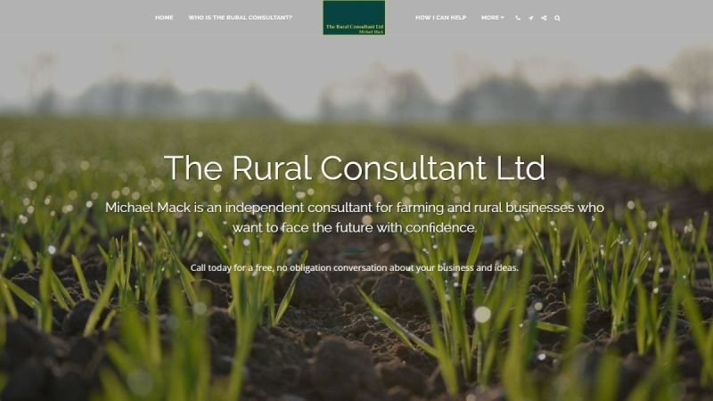 The Rural Consultant Ltd