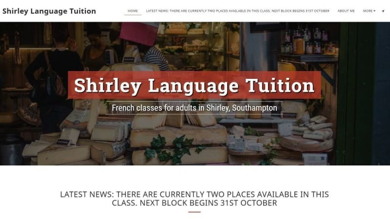 Shirley Language Tuition