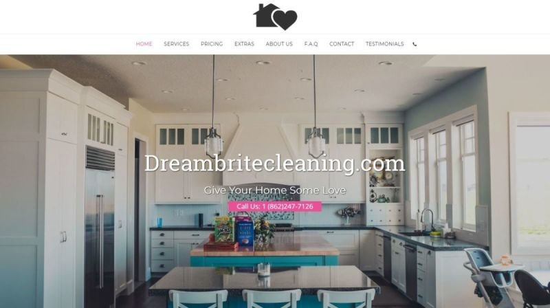 Dreambritecleaning.com