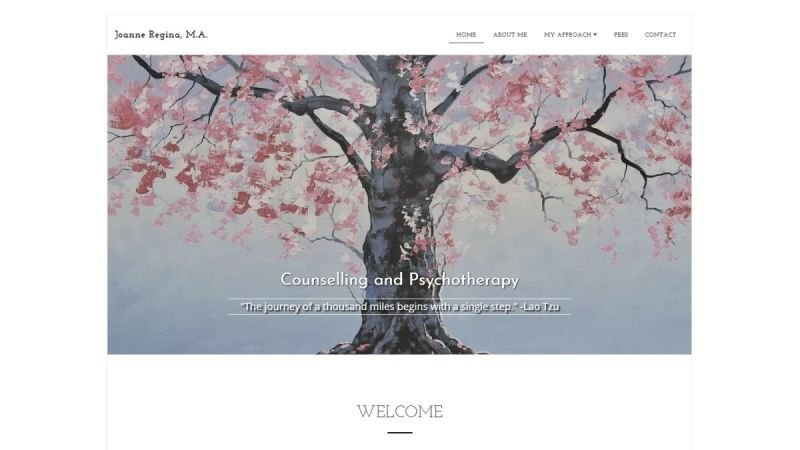 Joanne Regina Counselling and Psychotherapy