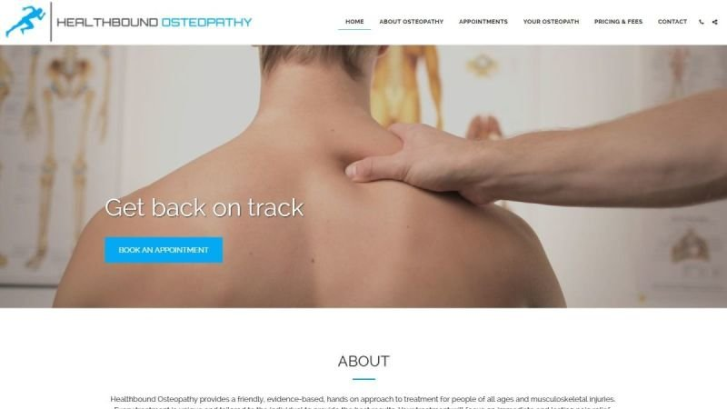 Healthbound Osteopathy