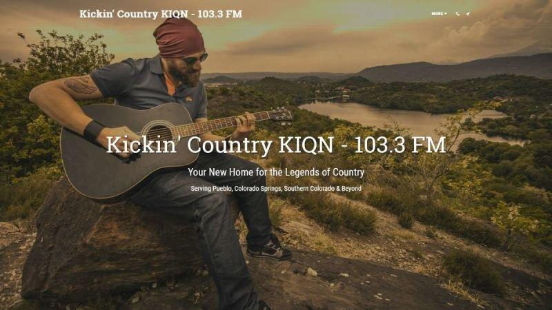 Kickin' Country KIQN - 103.3 FM