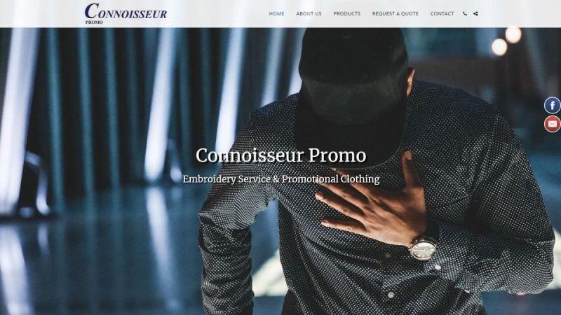 Connoisseur Promo