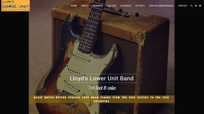 Lloyd's Lower Unit