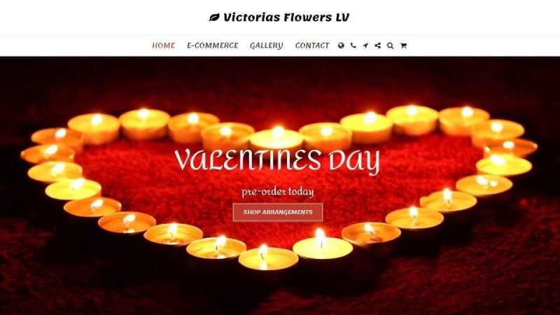 Victorias Flowers LV