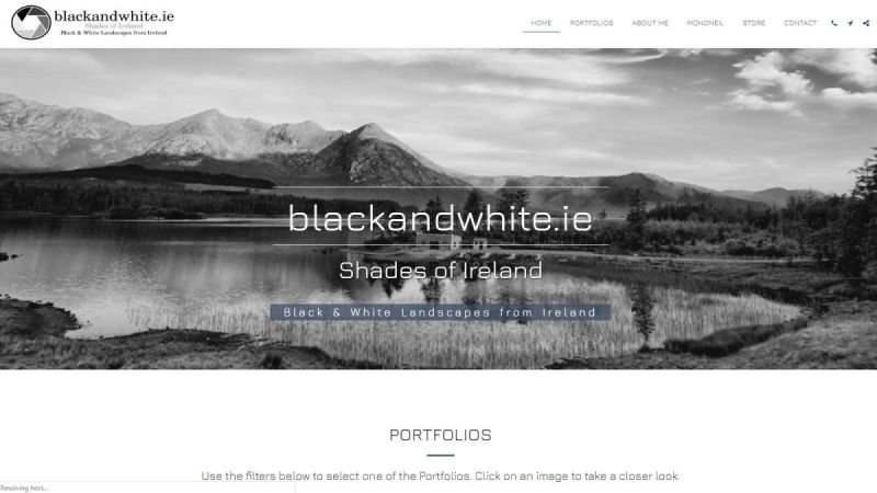 blackandwhite.ie