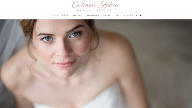 Carmen Sophia Makeup Artist