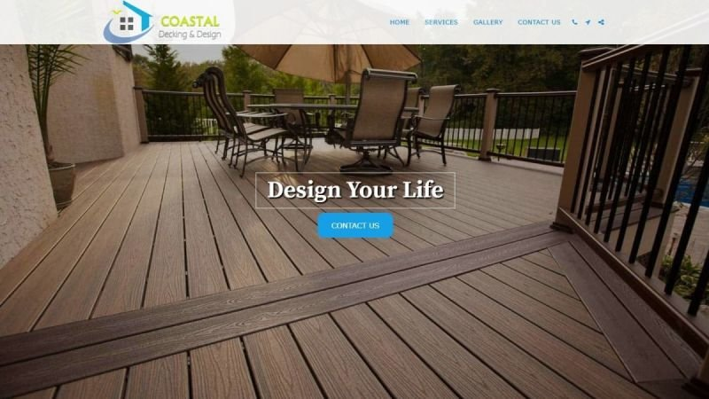 Costal Decking and Design