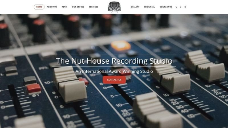 The Nut House Recording Studio