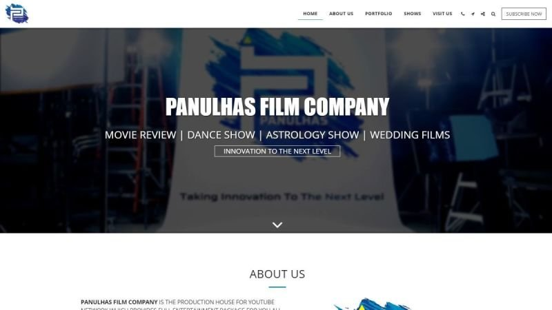 PANULHAS FILM COMPANY