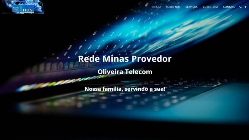 Rede Minas Provedor