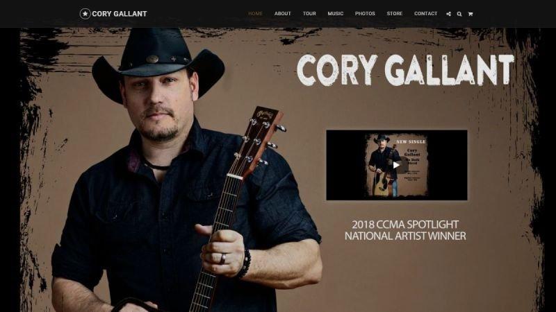 CORY GALLANT