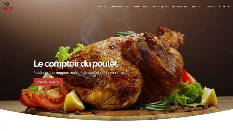 Le comptoir du poulet