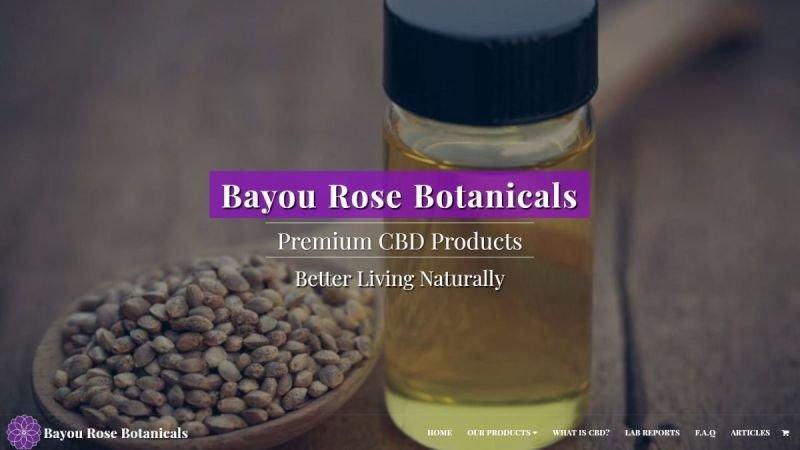 Bayou Rose Botanicals