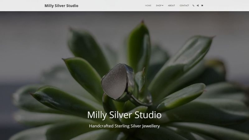 Milly Silver Studio
