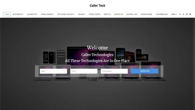 Caller Tech