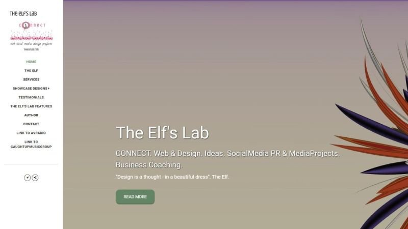 The Elf's Lab