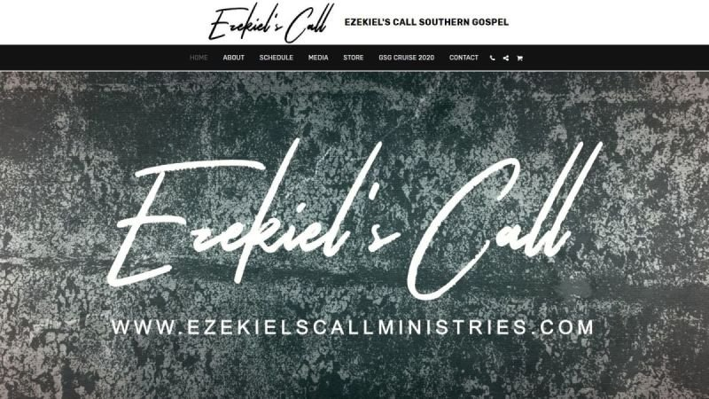 Ezekiel's Call