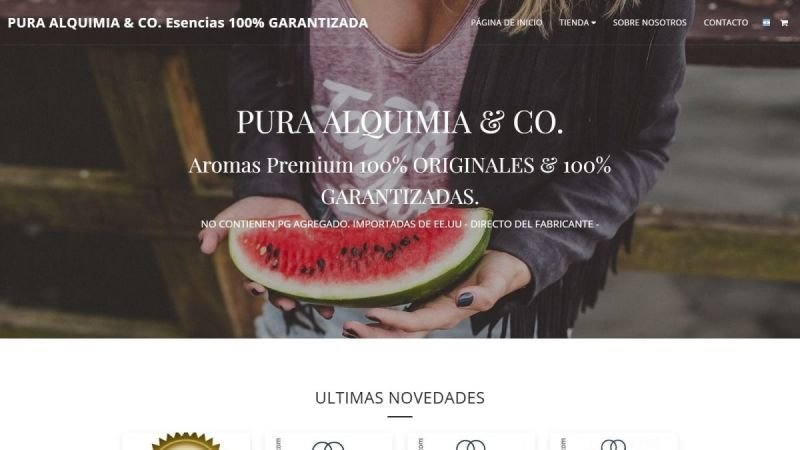 PURA ALQUIMIA & CO.