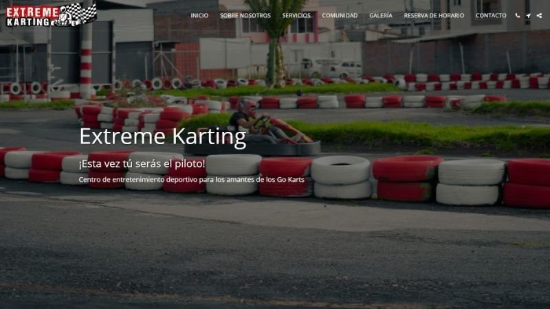 Extreme Karting