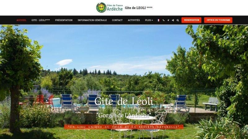 Gite de Léoli