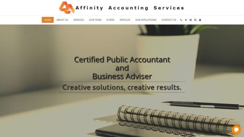Affinity Accounting Services