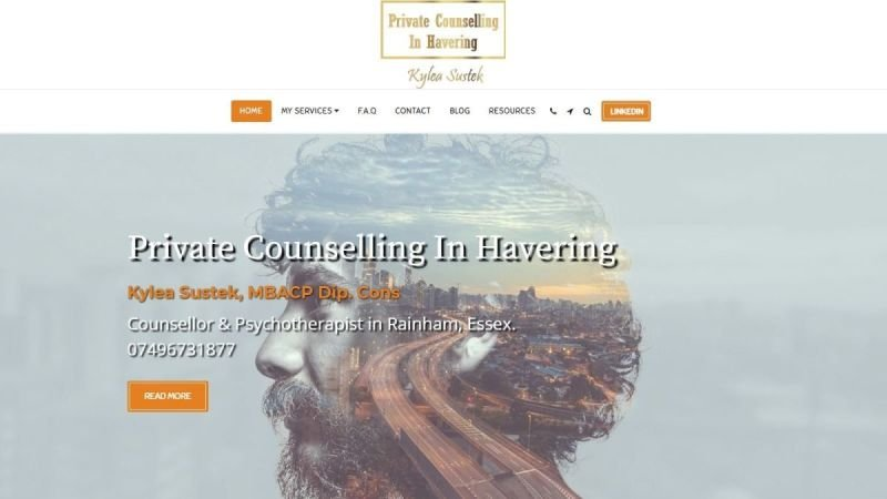 Kylea Sustek - Private Counseling