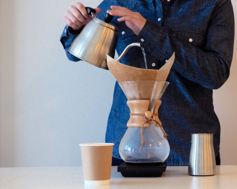 Pour-over On-demand