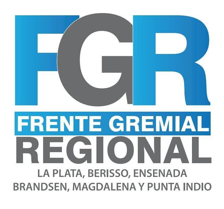 Frente Gremial Regional La Plata, Brandsen, Berisso, Ensenada, Punta Indio, General Paz y Magdalena.