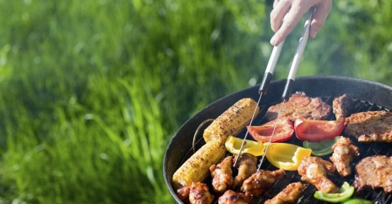 Devices for BBQ Food