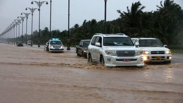 Sending our prayers after Cyclone Mekunu