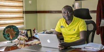 Feni Matsando Samuel Directeur Général