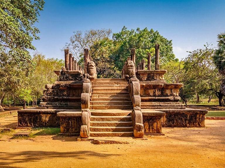 Heritage Holiday in Sri Lanka
